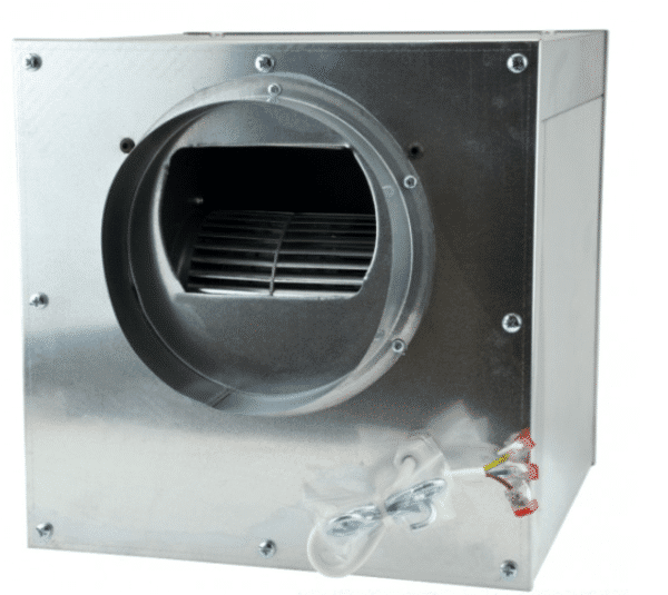 Airfan Professional Metal Box 5000M³ (2 X Ø250MM / Ø315MM)