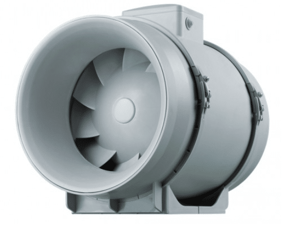 Vents TT Pro 250 RV Mixed-Flow Ventilator Ø 250 MM / 1110 M³ + 1400 M³