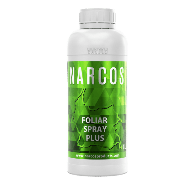 Narcos Organic Foliar Spray Plus 1L