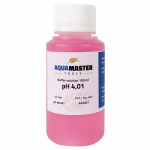100 ML PH 4.01 CAL SOLUTION AQUA MASTER TOOLS