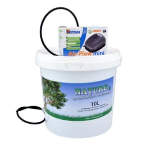 NATURE2 ORGANISCHE CO2 BOOST EMMER 10 LITER 6M²