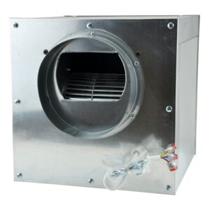 AIRFAN PROFESSIONAL METAL BOX 550M³ Ø160MM