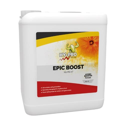HY-PRO EPIC BOOST HYDRO 5 LITER
