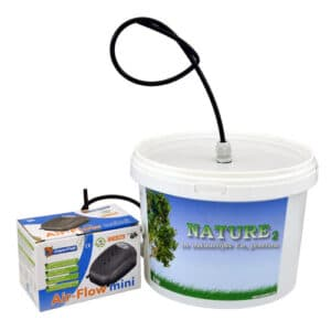 NATURE2 ORGANISCHE CO2 BOOST EMMER 5 LITER 3M²