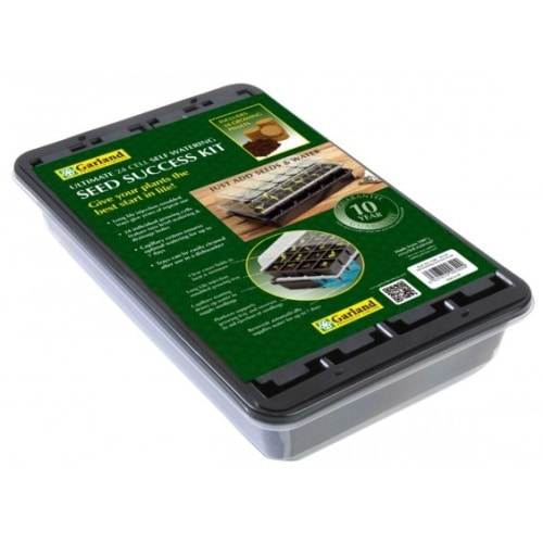 GARLAND ULTIMATE 24 CELL SELF WATERING SEED SUCCESS KIT