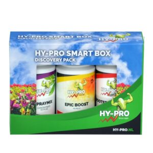 HY-PRO SMART BOX DISCOVERY PACK HYDRO