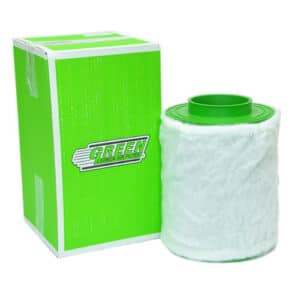 GREEN FILTER CH10 400D125 400 M³ KOOLSTOFFILTER