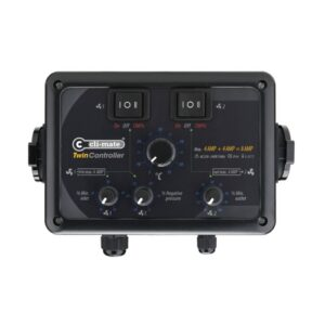 CLI-MATE TW-4 TWIN-CONTROLLER 2 X 4A